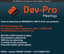 dev pro meeting 021014