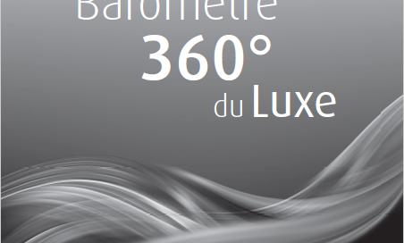 Barometre 360 degrés du Luxe - edition 2014