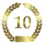 chiffre - 10